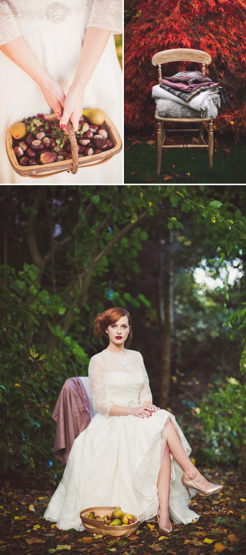 Autumn Fall Inspired Wedding Decor and Fashion Editorial by Rock My Wedding With Florals By Mrs Umbels, Make-up By Claire Salter Photographed By Rebekah J Murray._0008