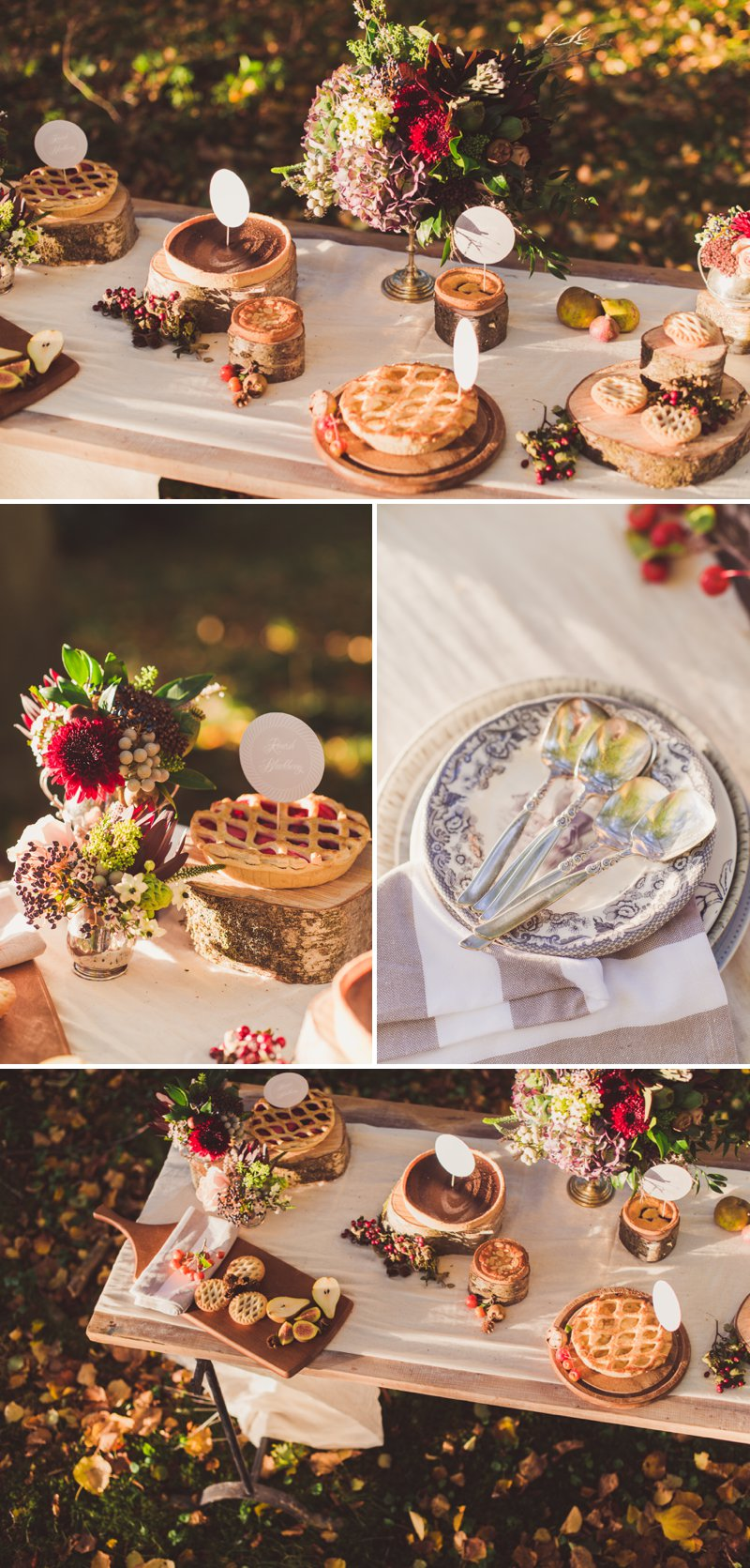 Autumn Fall Inspired Wedding Decor and Fashion Editorial by Rock My Wedding With Florals By Mrs Umbels, Make-up By Claire Salter Photographed By Rebekah J Murray._0024