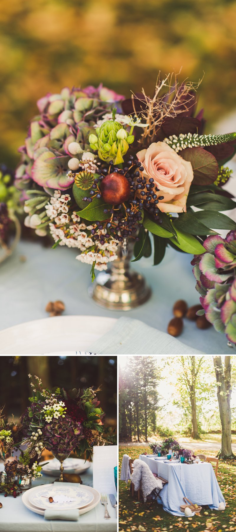 Autumn Fall Inspired Wedding Decor and Fashion Editorial by Rock My Wedding With Florals By Mrs Umbels, Make-up By Claire Salter Photographed By Rebekah J Murray._0025