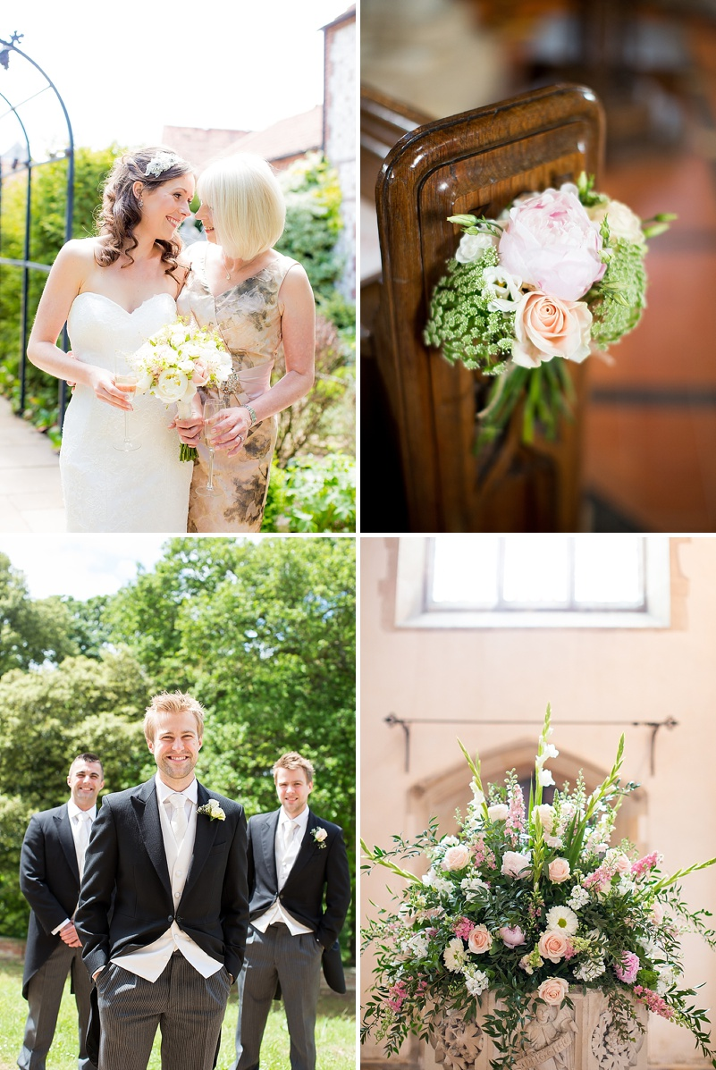 Elegant Wedding At Holkham Hall Norfolk With Bride In Hepburn By Suzanne Neville With Rachel Simpson Bridal Shoes And Nude Bridemaids Dresses From Ted Baker Images From Katherine Ashdown_0006