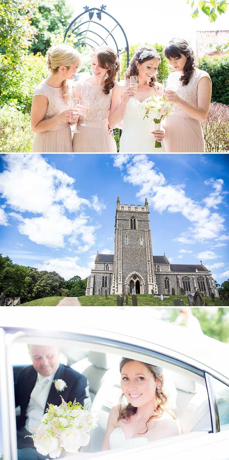Elegant Wedding At Holkham Hall Norfolk With Bride In Hepburn By Suzanne Neville With Rachel Simpson Bridal Shoes And Nude Bridemaids Dresses From Ted Baker Images From Katherine Ashdown_0007