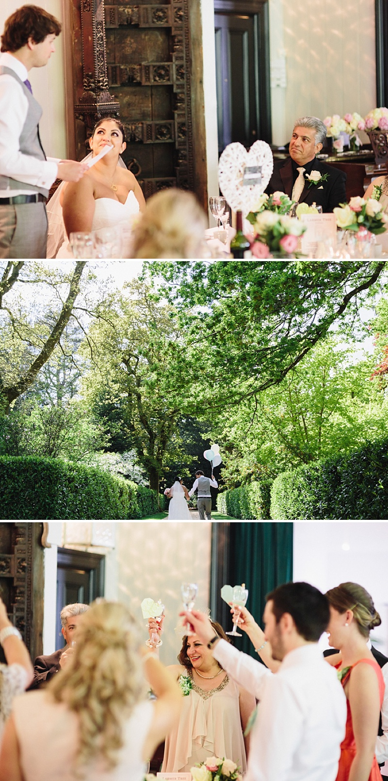 Elegant Wedding At The Larmer Tree Gardens In Wiltshire With Bride In Eternity Bride Gown With A DC Bouquet Headpiece Images By Lisa Dawn Photography_0013