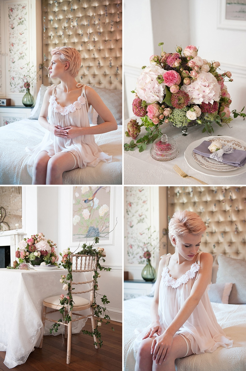 Pretty Boudoir Shoot at The George Hotel styled by B.Loved_0414