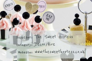 Dessert Table Accessories Uk Archives Rock My Wedding Uk Wedding