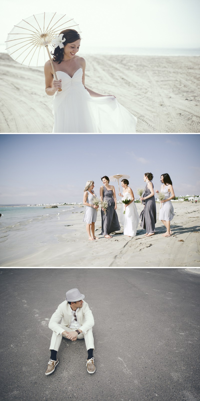 A South African Destination Beach Wedding At Pasternoster Lodge With A Grey Colour Scheme And A Raw Chiffon Bespoke Wedding Dress With A White Lily Bouquet Photographed By Jules Morgan._0009