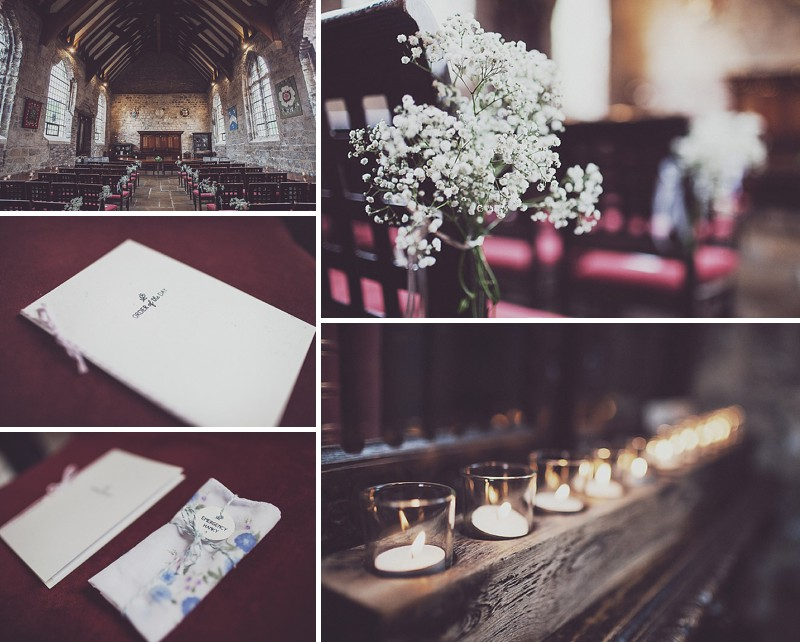 A pink and blue colour scheme Modern wedding at Bedern Hall and The crab and Lobster. Dress by Clinton Lotter, images by Anna Hardy._0003