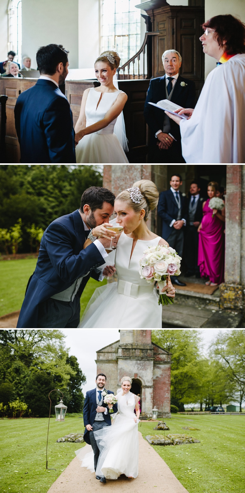 A sophisticated wedding at Babington house with Kate Spade pink shoes by Ann-Kathrin Koch_0527