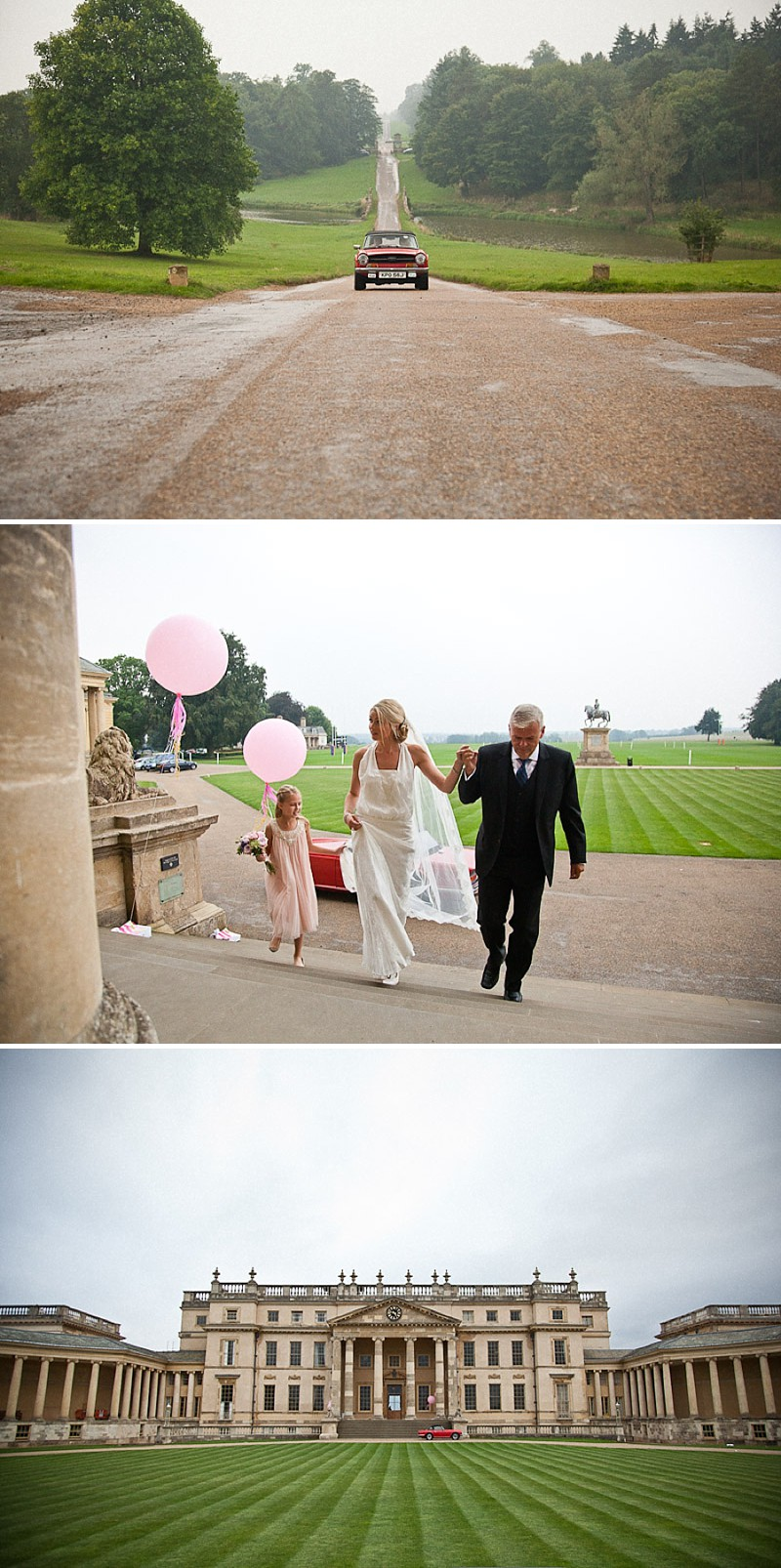 An Elegant Wedding At Stowe House In Buckinghamshire With Bride In Twenties Style Charlie Brear Gown And Groom In Suit By The Kooples Images From Matt Parry Photography_0001