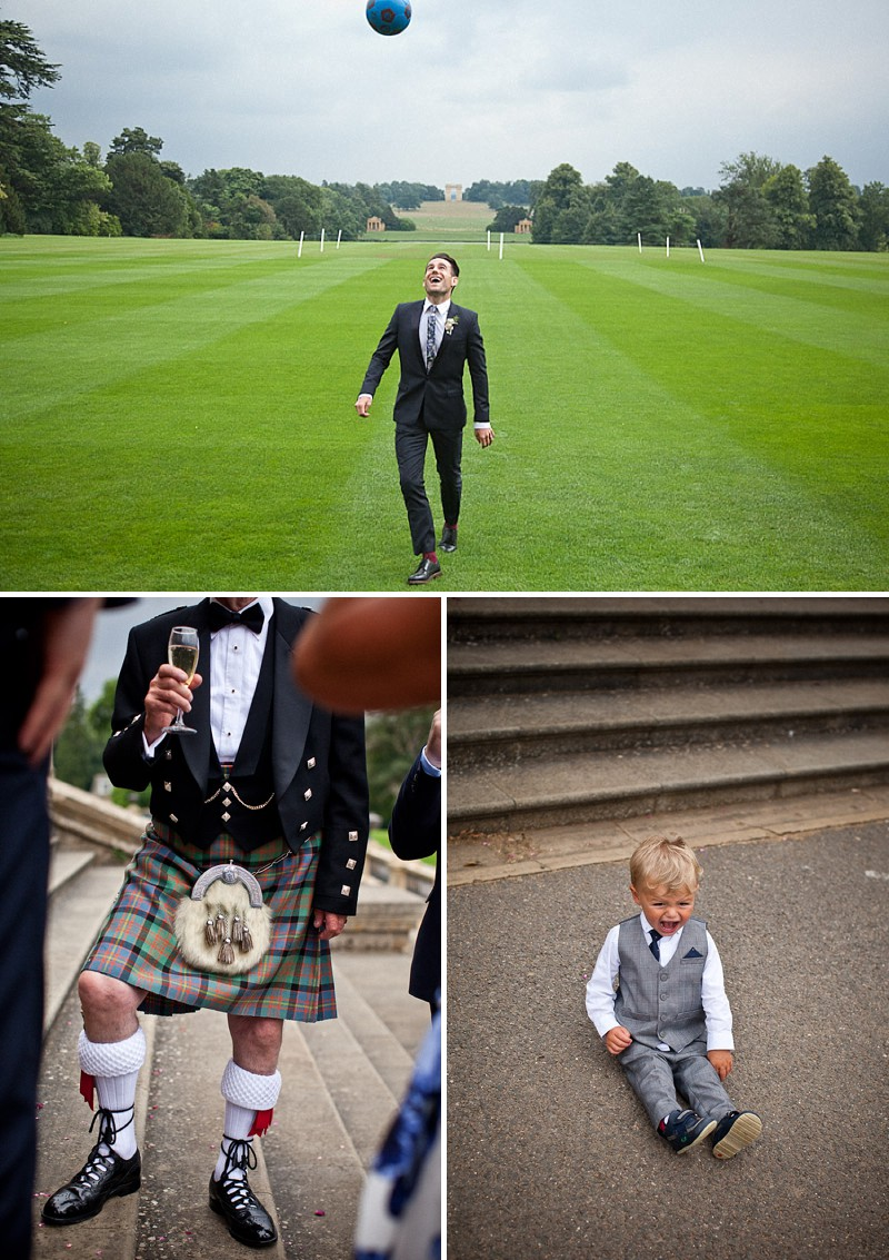 An Elegant Wedding At Stowe House In Buckinghamshire With Bride In Twenties Style Charlie Brear Gown And Groom In Suit By The Kooples Images From Matt Parry Photography_0006
