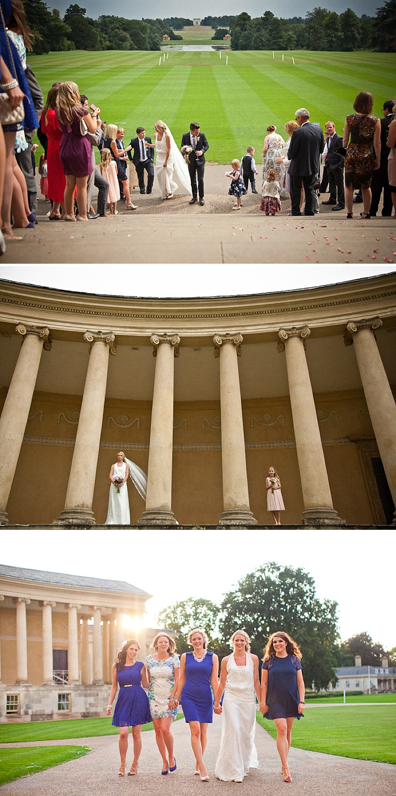 An Elegant Wedding At Stowe House In Buckinghamshire With Bride In Twenties Style Charlie Brear Gown And Groom In Suit By The Kooples Images From Matt Parry Photography_0007