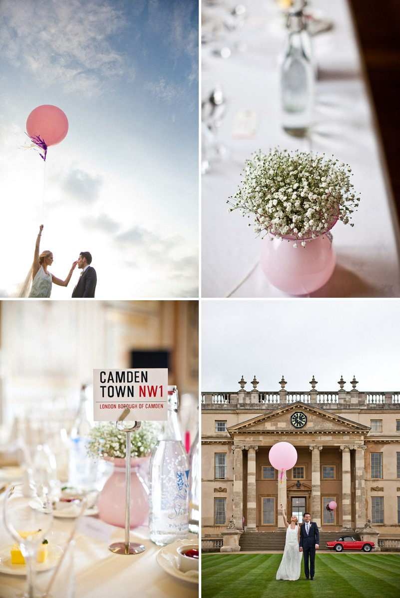 An Elegant Wedding At Stowe House In Buckinghamshire With Bride In Twenties Style Charlie Brear Gown And Groom In Suit By The Kooples Images From Matt Parry Photography_0009