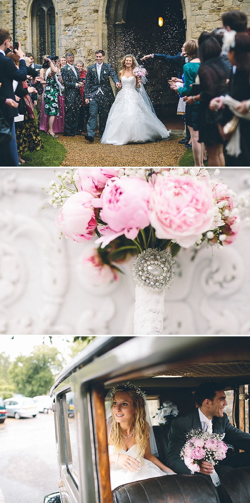 Church Wedding In Cambridge, Reception at Anstey Hall, Bride in Toscana by White One, With Dusky Pink Bridesmaids Gowns And Pink Peony Bouquet, Images by Albert Palmer Photography_0007