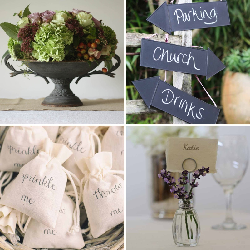 rustic and vintage wedding table plans to buy Archives - ROCK MY ...