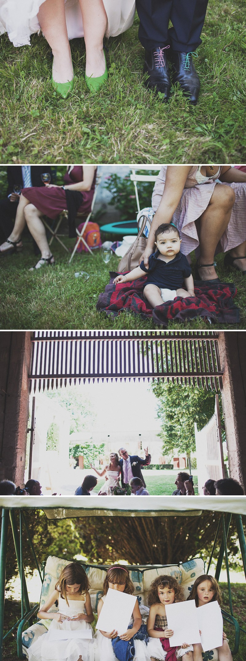 A Beautiful Rustic French Destination Wedding At Rivière de Prats In Gironde With A Rosa Clara Wedding Dress And A Pink Rose Bouquet And An Oyster And Cocktail Buffet By Anna Hardy Photography._0008