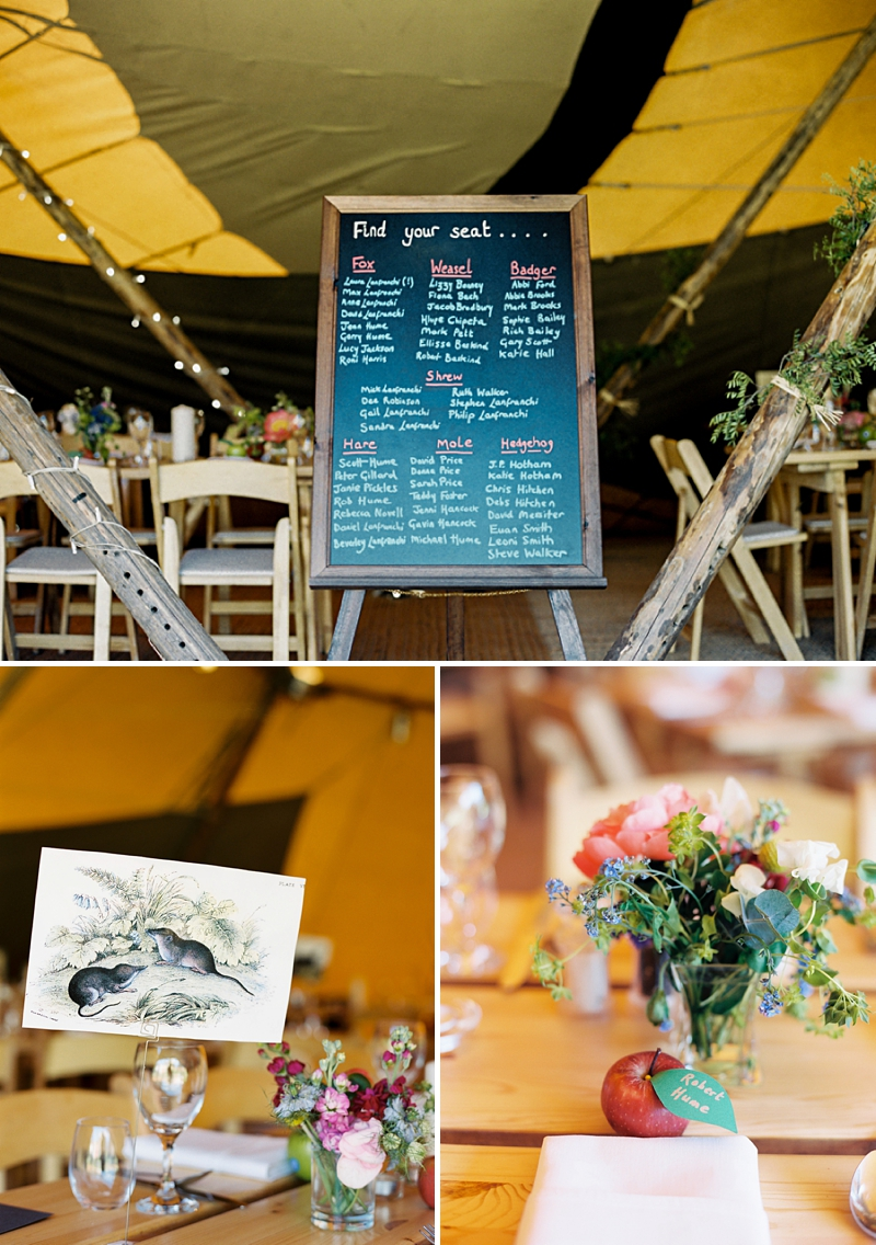 A Traditional English country wedding at Jervaulx Abbey with Stephanie Allin dress and images by Ann-Kathrin Koch_0009