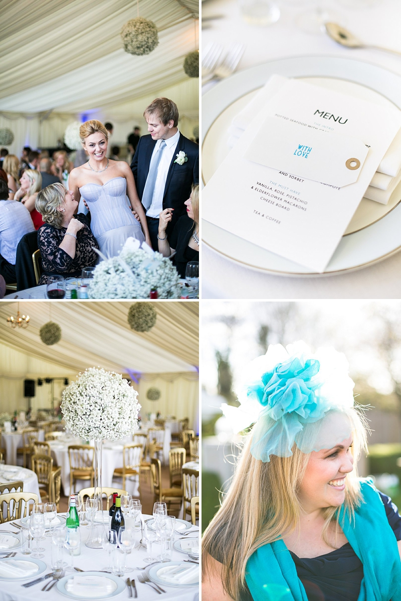 A contemporary outdoor wedding at Sanctum on the Green with white colour scheme and blue wedding dress by Alida Herbst and photography by Anneli Marinovich_0011