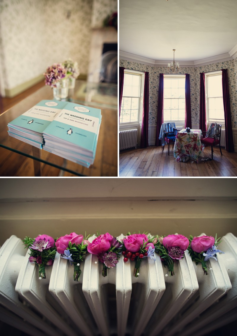 An Intimate And Contemporary Wedding At Valentines Mansion With A Vintage Chanel Wedding Dress And A Cool Water And Dahlia Bouquet By Assassynation Photography 2