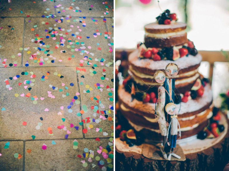 A Colourful Contemporary Wedding At Cripps Stone Barn In The