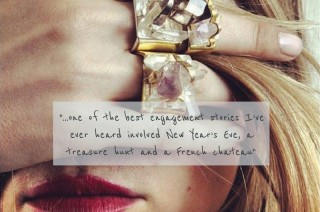 Engagement ring quotes love