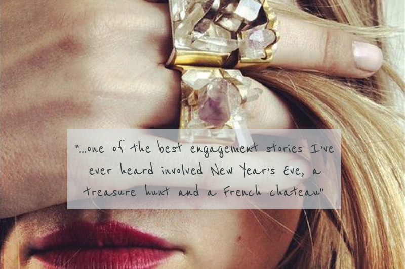 A Beautiful Engagement Ring Discussion And Inspiration Post With Diamonds And Antique Rings