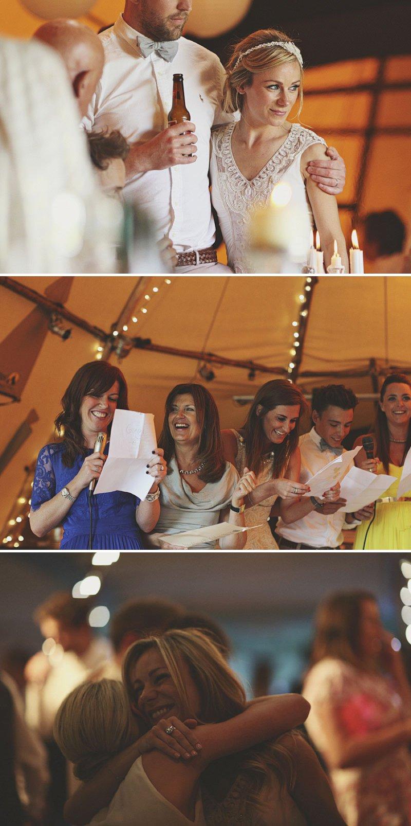 Elegant Papakata Teepee Wedding In Yorkshire 1