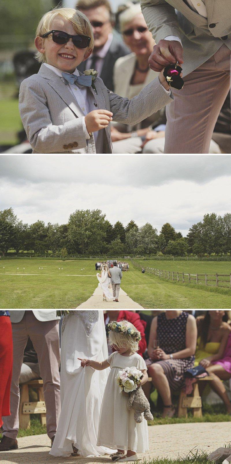 Elegant Papakata Teepee Wedding In Yorkshire 7