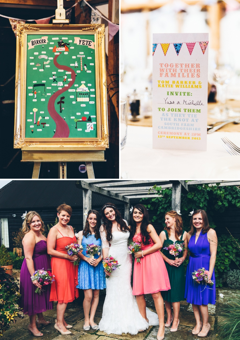 Festival fete style wedding at South farm with Urda gown by Pronovias by Mister Phill Photography_0548