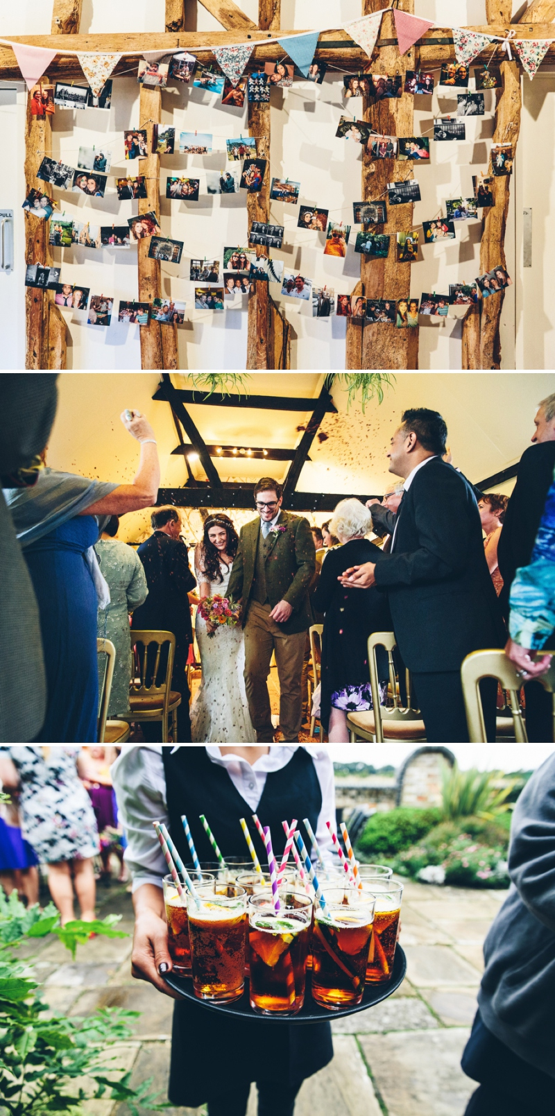 Festival fete style wedding at South farm with Urda gown by Pronovias by Mister Phill Photography_0550