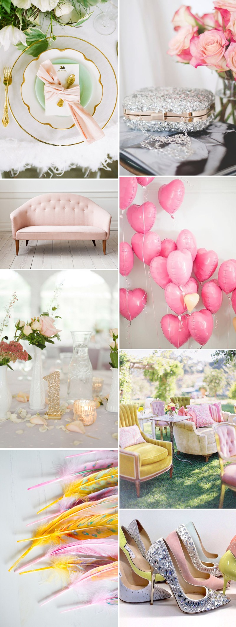 The inspiration for Rock My Wedding's Love and Valentines inspired editorial showing brides how to incorporate Valentines and Spring inspired decor into their wedding theme._0003