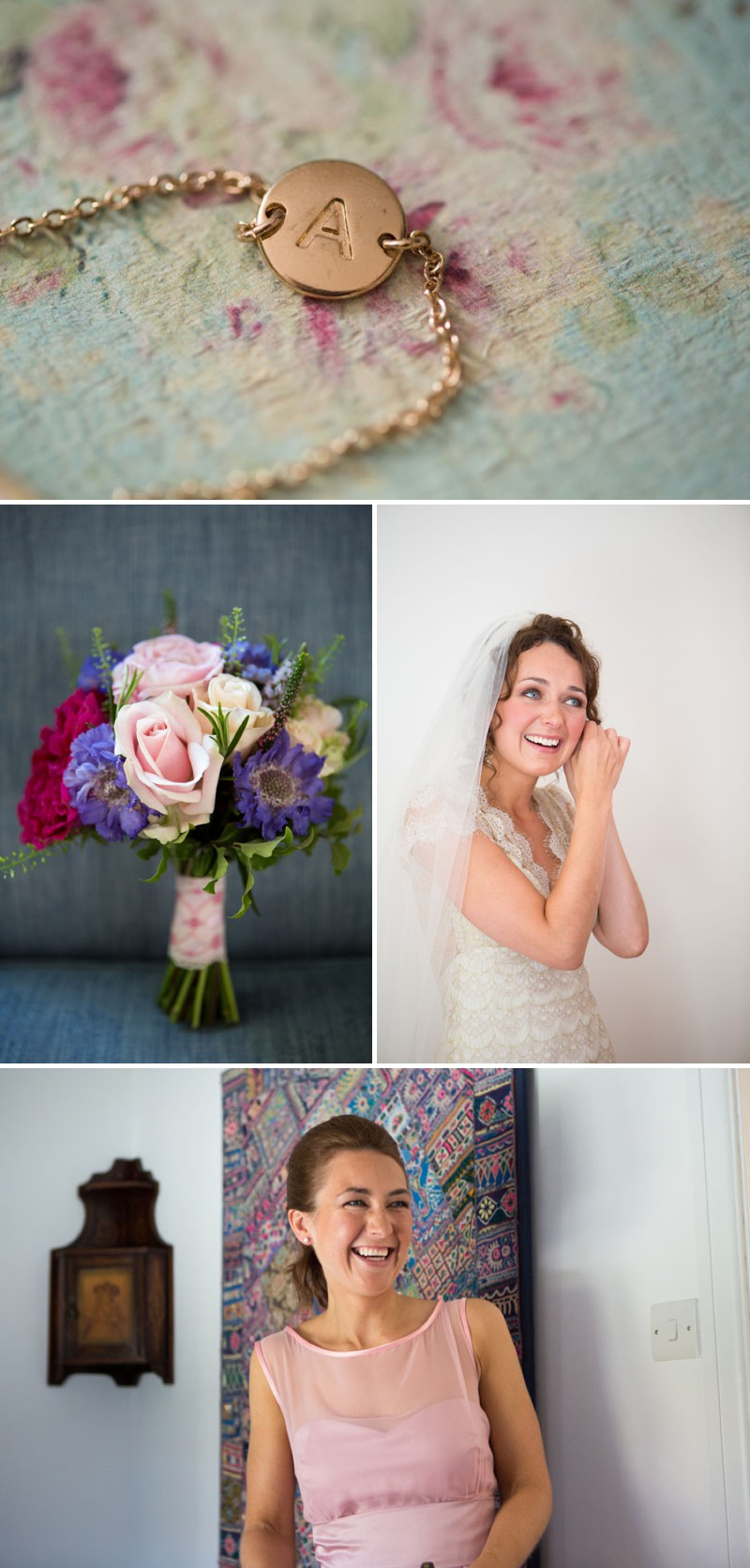 A Fusion Welsh Greek Cypriot Wedding With A Claire Pettibone Dress And A Colour Pop Bouquet By Lily & Frank Photography._0001