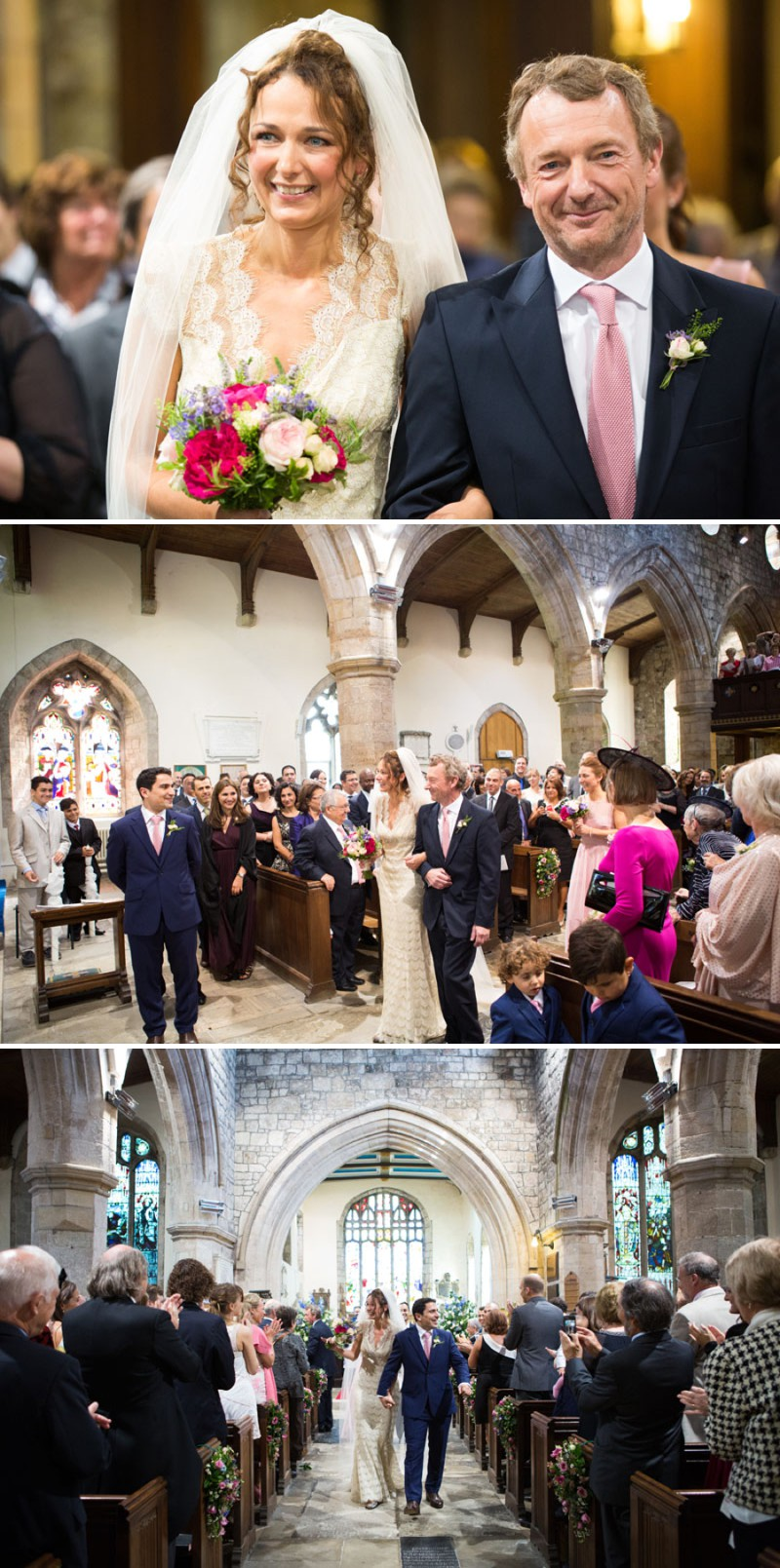 A Fusion Welsh Greek Cypriot Wedding With A Claire Pettibone Dress And A Colour Pop Bouquet By Lily & Frank Photography._0004