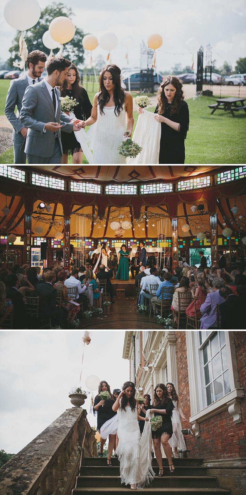 A Great Gatsby Woodstock themed wedding at Stanford Hall with a bridal gown from Blackburn Bridal Couture_0036