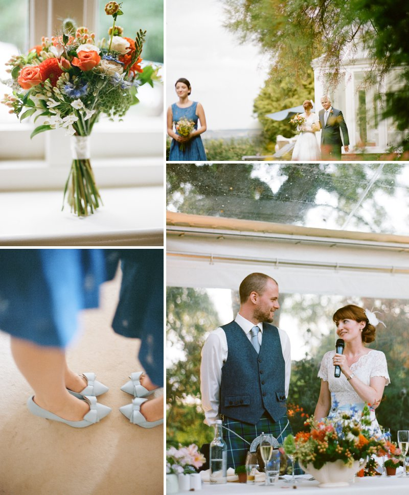 A Marquee Wedding In Buckinghamshire With A Country Fete