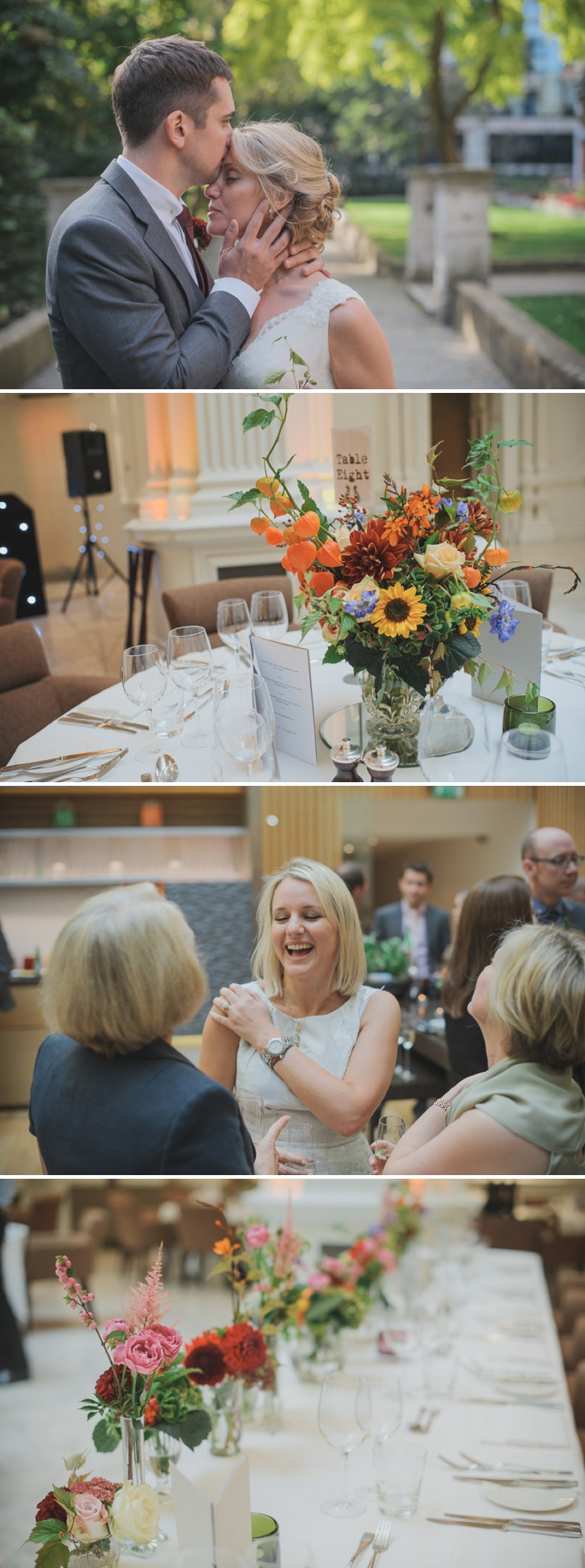 A Modern And Elegant London Wedding At Andaz Hotel With A Handpicked Bouquet And A Lusan Mandongus Dress By O&C Photography_0006