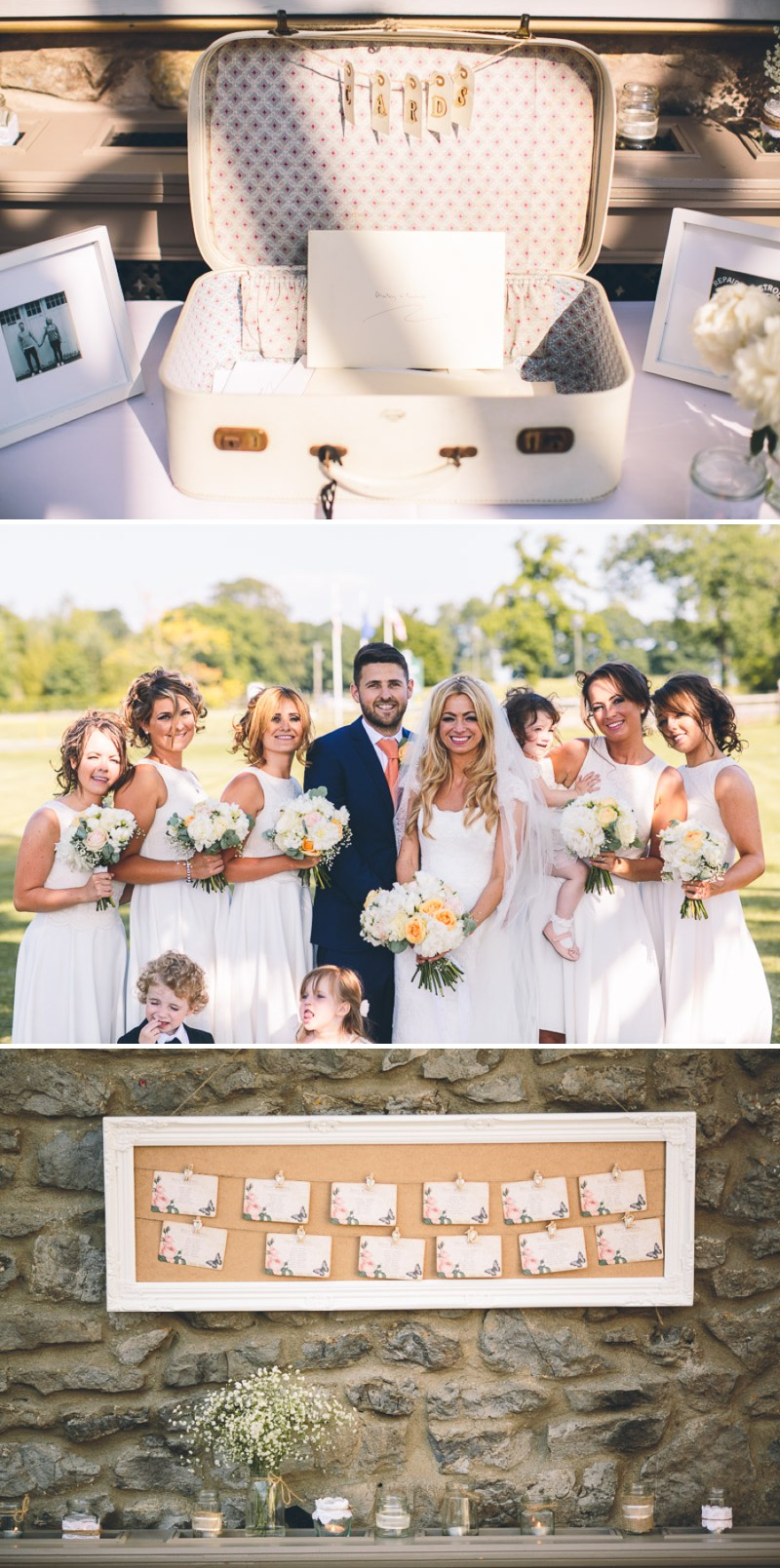 A Modern And Romantic Wedding On The Yorkshire Dales With A Suzanne Neville Lucia Wedding Dress And A Peony Bouquet By Albert Palmer Photography._0015