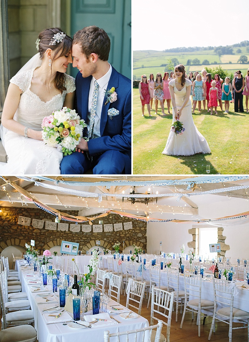 A Rustic barn wedding in Yorkshire felicia by Amanda Wyatt dress_0016