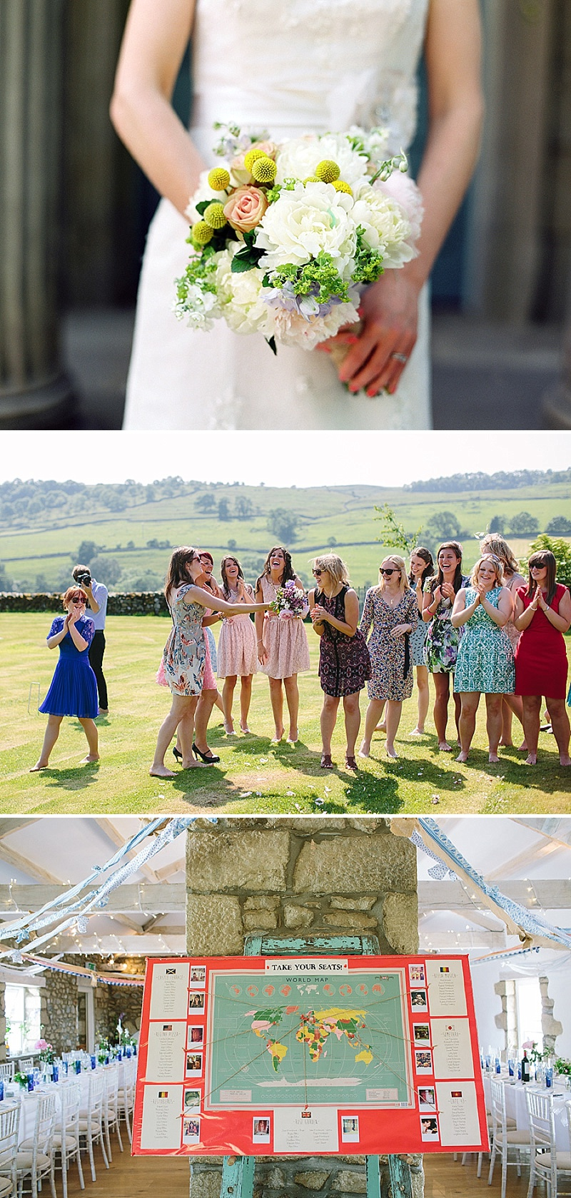 A Rustic barn wedding in Yorkshire felicia by Amanda Wyatt dress_0017