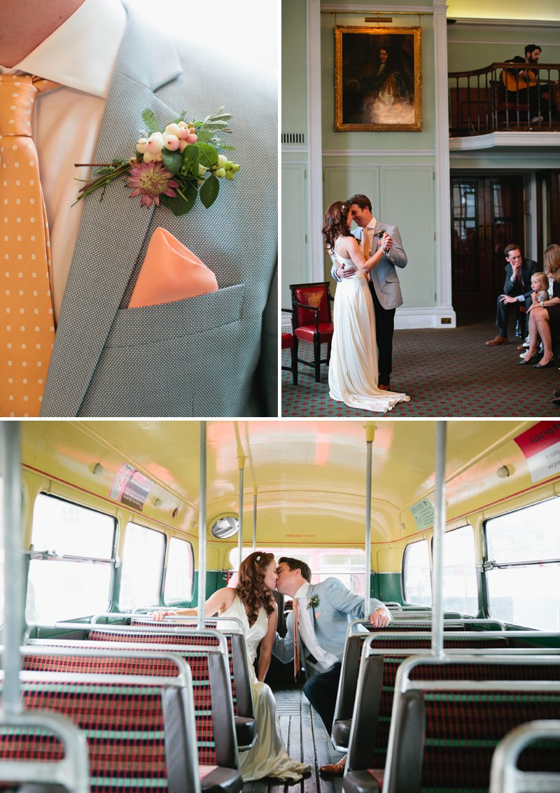 A Thirties Inspired Theatrical Wedding In Hackney London With Bride In Jenny Packham And Mimi By Rachel Simpson Shoes Image By Tarah Coonan 1