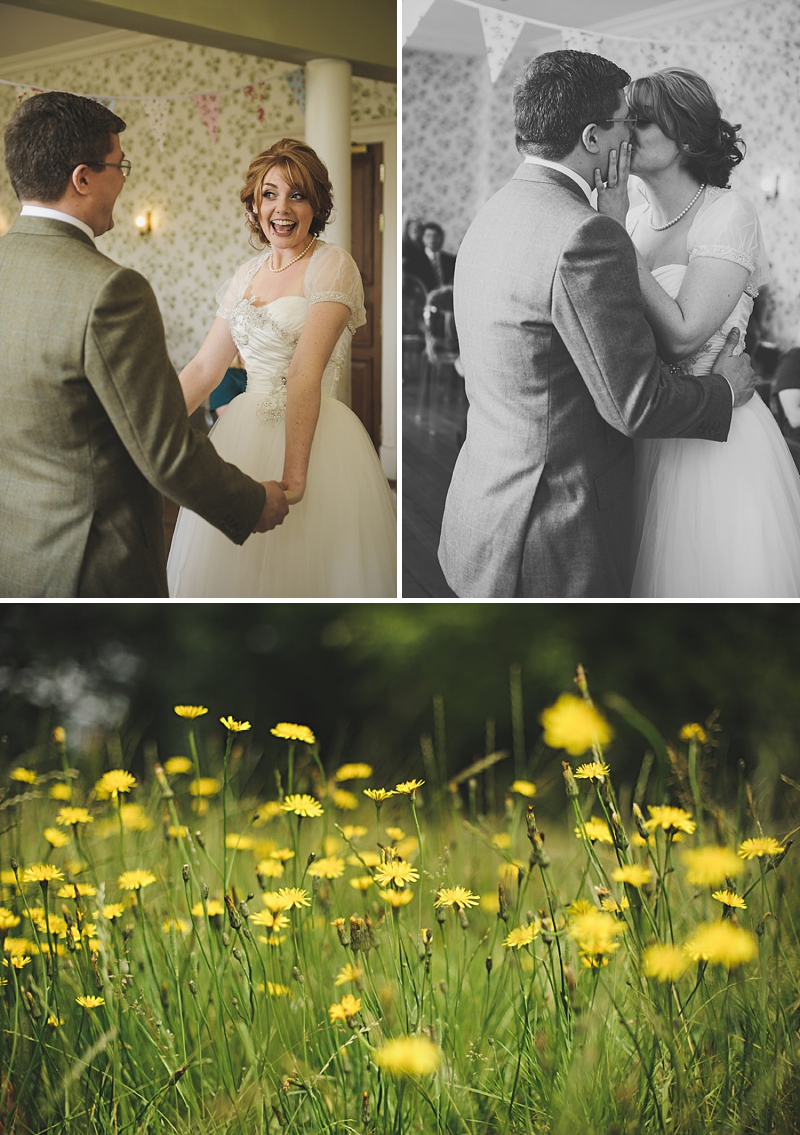 An English country garden tea party wedding with vintage touches at Valentines Mansion. Rachael Simpson shoes and photographs by Rik Pennington_0006