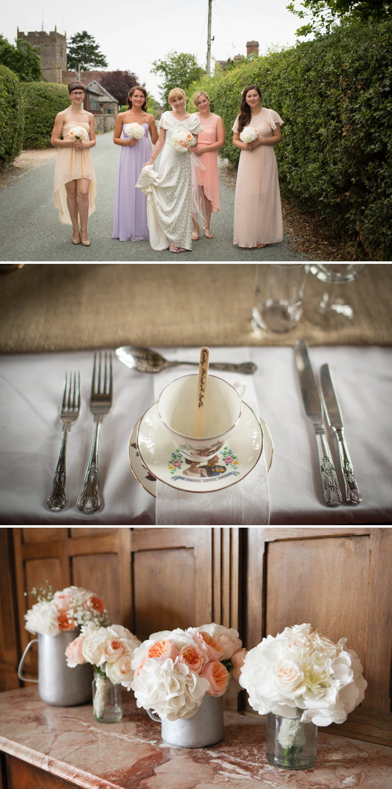 Vintage Inspired Church Fete Themed Wedding At The UKs Largest Village Hall 3