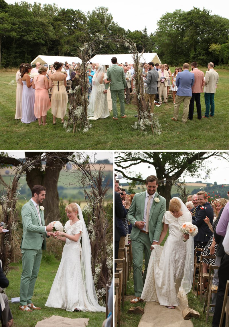 Vintage Inspired Church Fete Themed Wedding At The UKs Largest Village Hall 4