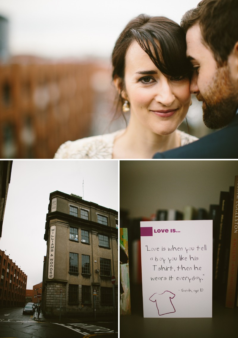 A Beautiful Intimate Modern City Wedding In Dublin With A Pink And Navy Colour Scheme And An Anoushka G Dress By Epic Love Photography._0004