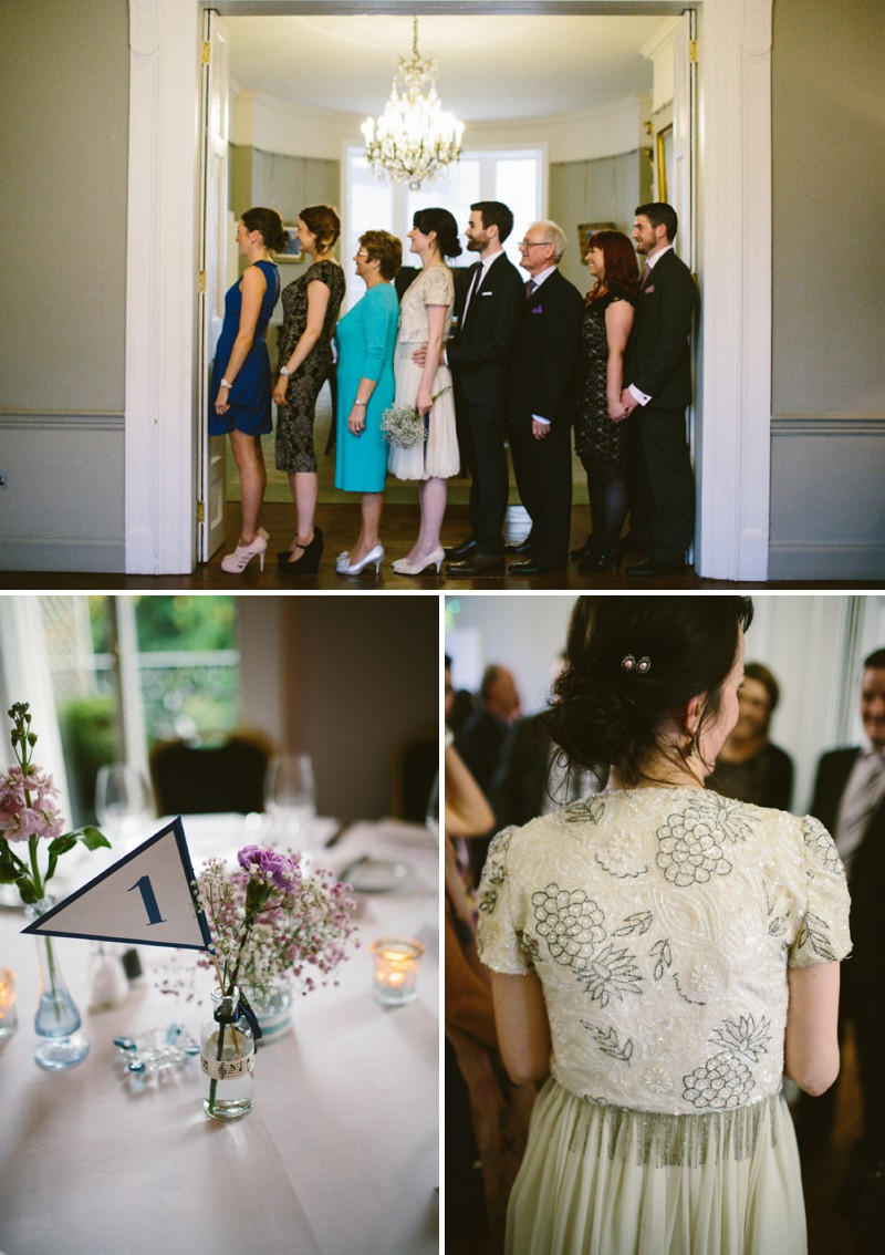 A Beautiful Intimate Modern City Wedding In Dublin With A Pink And Navy Colour Scheme And An Anoushka G Dress By Epic Love Photography._0007