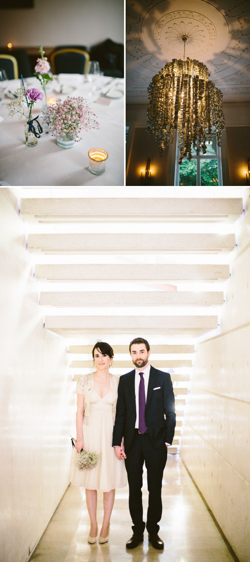 A Beautiful Intimate Modern City Wedding In Dublin With A Pink And Navy Colour Scheme And An Anoushka G Dress By Epic Love Photography._0009