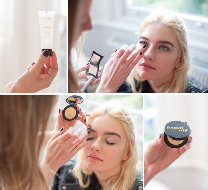 A Bridal Beauty Tutorial Showing Brides How To Create The Perfect Smokey Eye For Your Wedding Day._0002