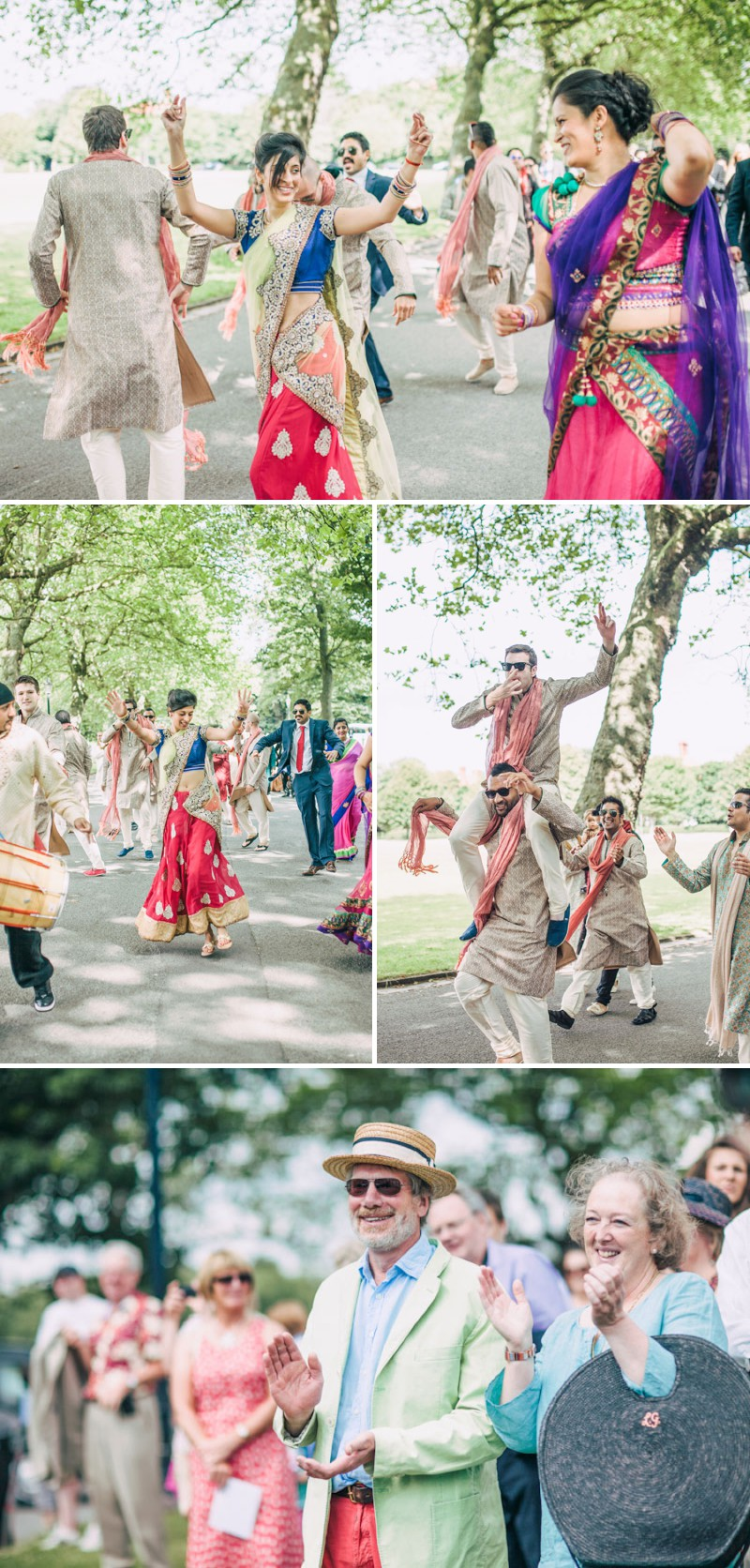 An Exotic Indian and English Fusion Wedding At Sefton Park Palm House In Liverpool With A Beautiful Vintage Lagonda And A Pink Handpicked Bouquet By Wookie Photography._0001