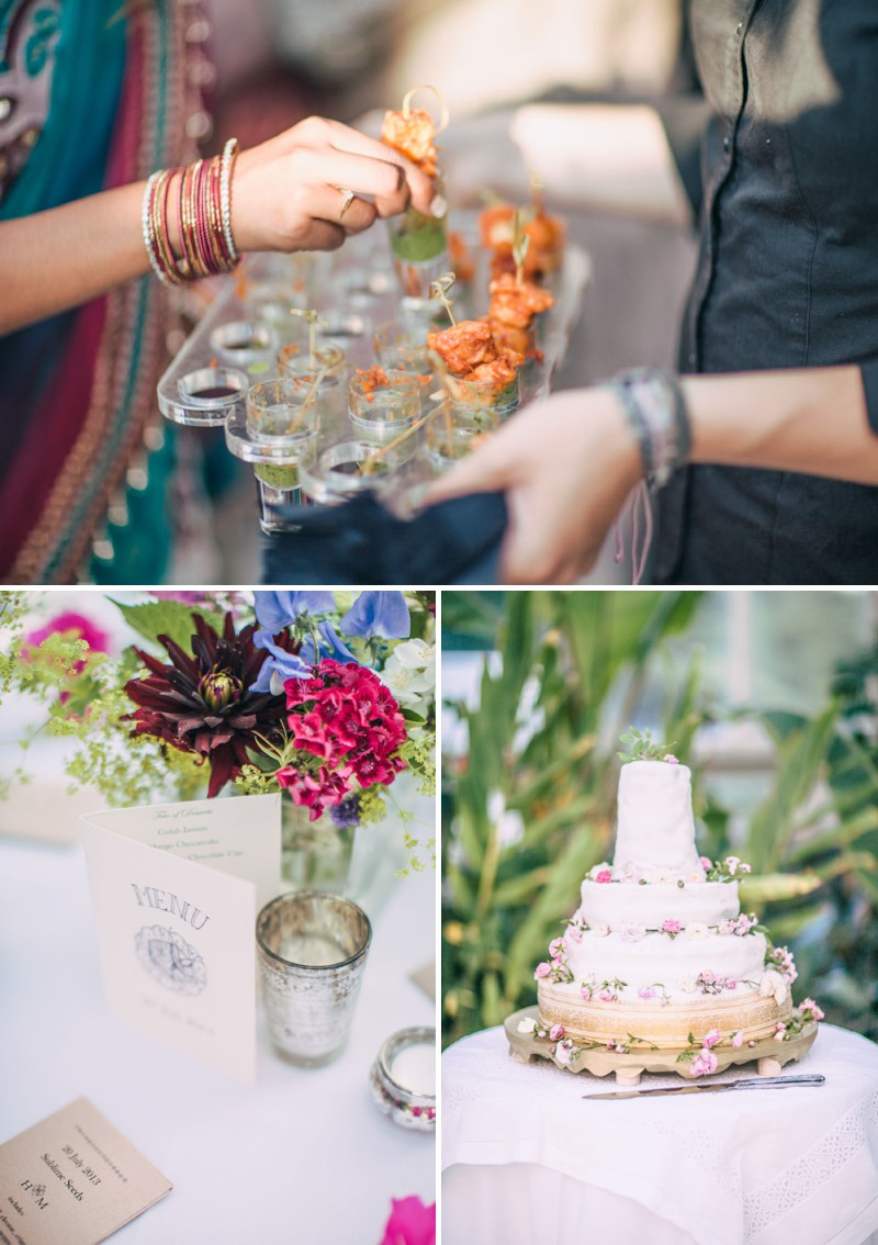 An Exotic Indian and English Fusion Wedding At Sefton Park Palm House In Liverpool With A Beautiful Vintage Lagonda And A Pink Handpicked Bouquet By Wookie Photography._0007