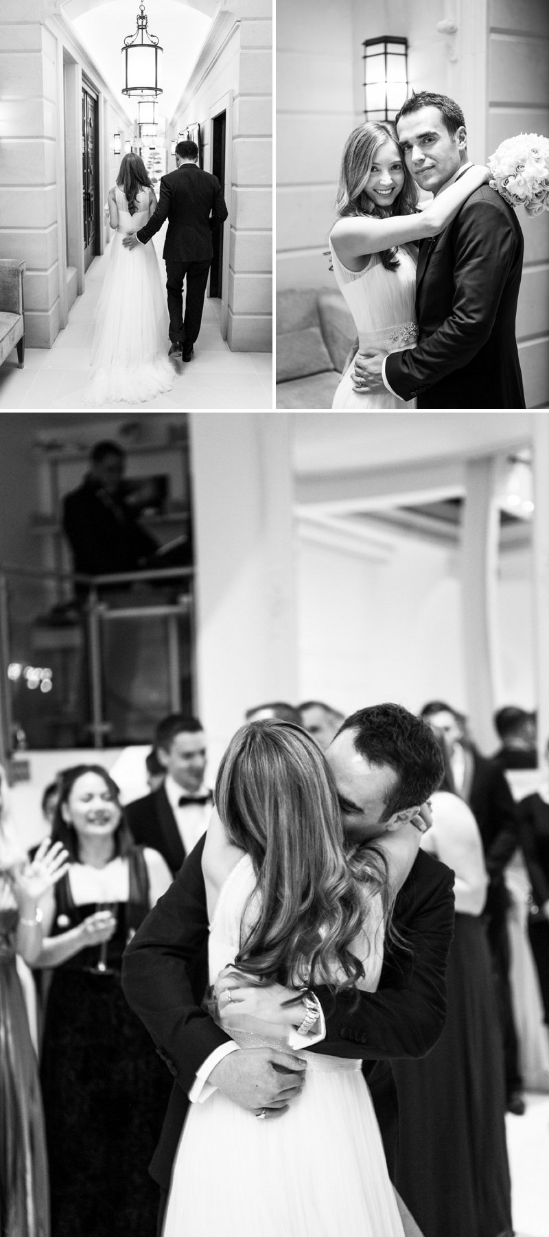 Elegant Wedding At The Connaught Hotel Mayfair With Bride In Derby By Pronovias With Jimmy Choo Sandals And Groom In Navy Suit By D&G With A Colombian Themed Evening Party At Icetank Covent Garden With Images From Anneli Marinovich 7