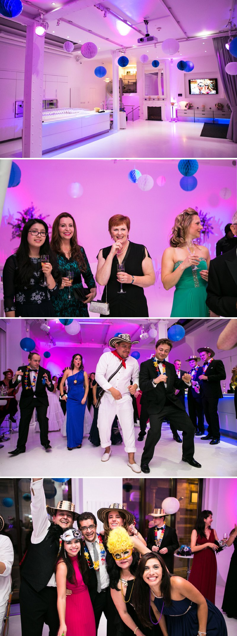 Elegant Wedding At The Connaught Hotel Mayfair With Bride In Derby By Pronovias With Jimmy Choo Sandals And Groom In Navy Suit By D&G With A Colombian Themed Evening Party At Icetank Covent Garden With Images From Anneli Marinovich 8