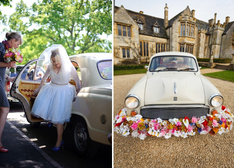 Kushi Cars Unusual South West UK Quirky Wedding Transport_0001